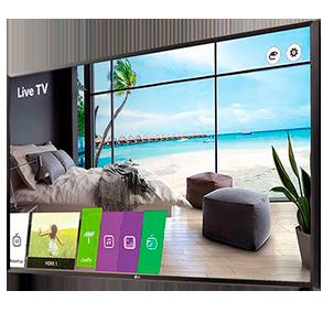 Комерційні телевізори LG