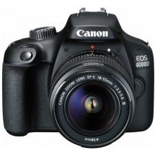 Фотоапарат CANON EOS 4000D 18-55 DC III