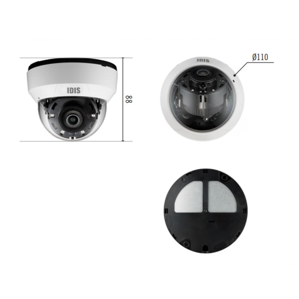 IP-камера IDIS DC-D4213RX 2.8мм