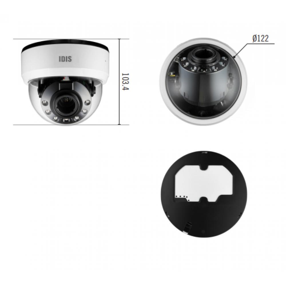 IP-камера IDIS DC-D4233RX