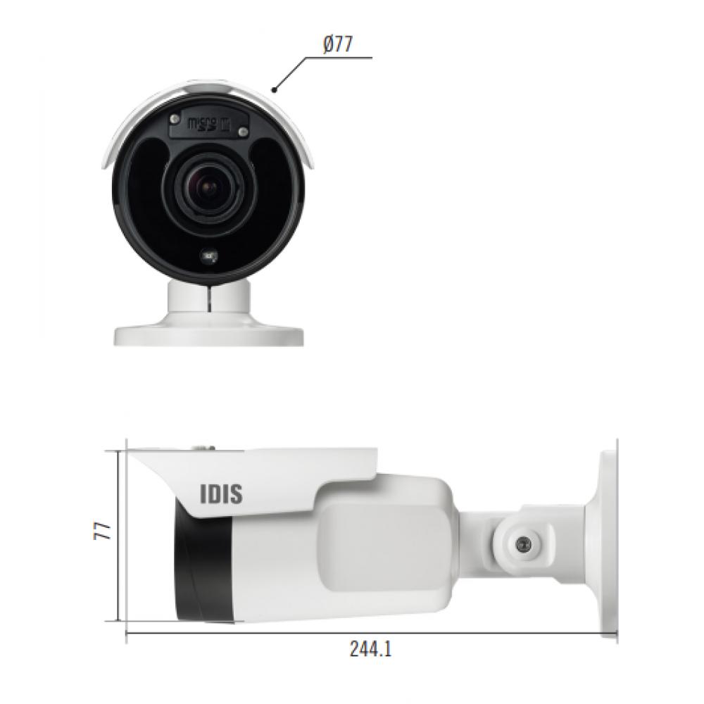 IP-камера IDIS DC-T4233HRX