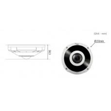 IP-камера IDIS DC-Y3C14WRX