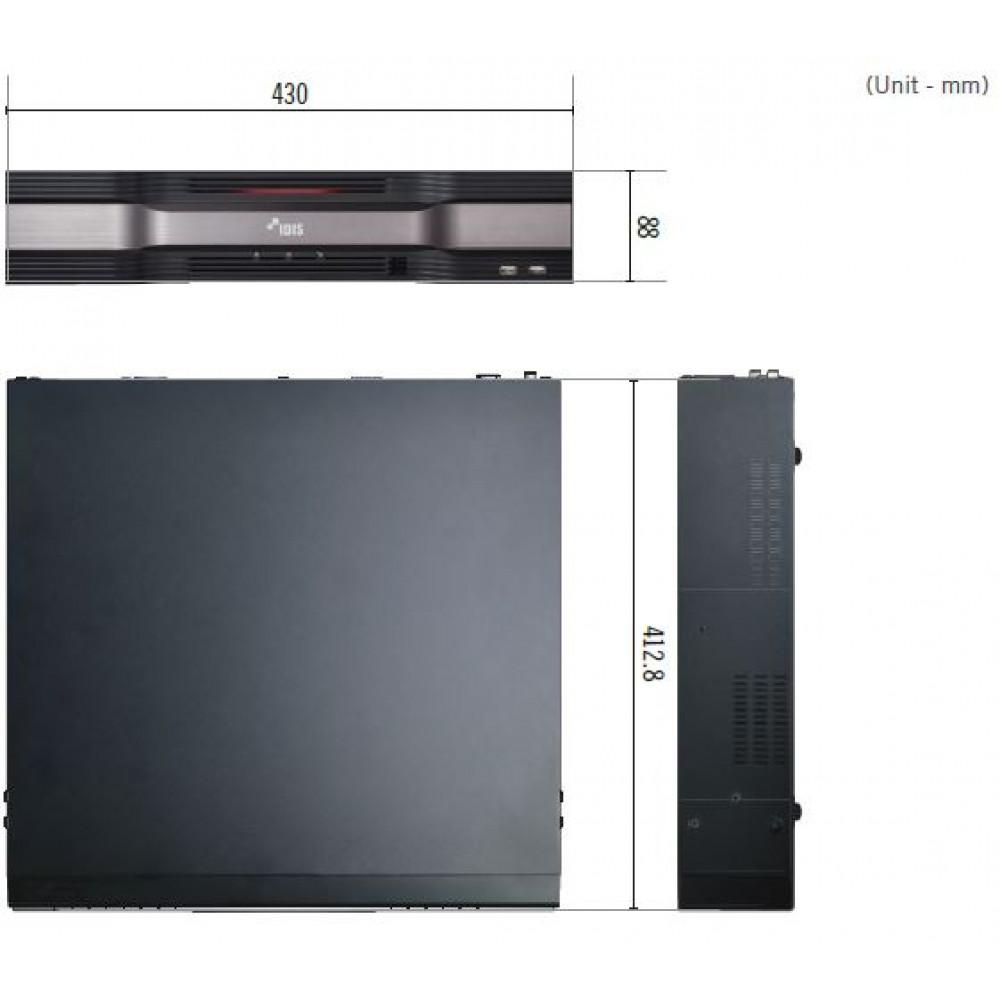 Відеореєстратор IDIS DR-6308P-S