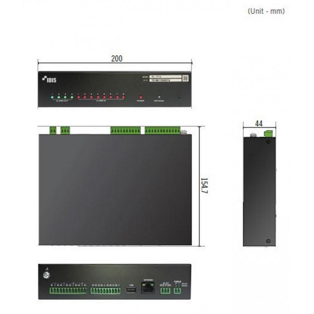 Комутатор IDIS AL-1112