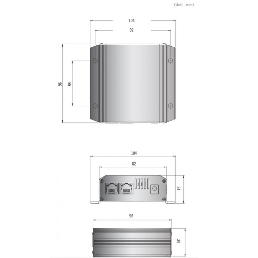 Подовжувач IDIS DA-LP1101R