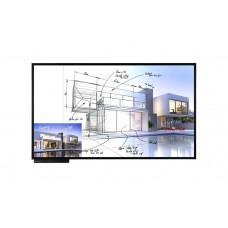 Інтерактивний дисплей LG 86TN3F