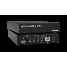Контролер мультимоніторний Matrox QuadHead2Go Q155