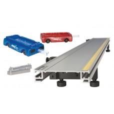 Динамічна система PAScar (1,2 м, алюміній).Базова комплектація PASCO ME-5702