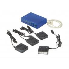 Комплект Цифровий тензометр і набір тензодатчиків (4 шт.) PASCO PS-2199
