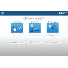 Програмне забезпечення SPARKvue (багатокористувацька ліцензія, електронна версія) PASCO PS-2400-DIG
