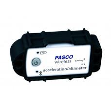 Бездротовий цифровий датчик акселерометр/альтиметр PASCO PS-3223