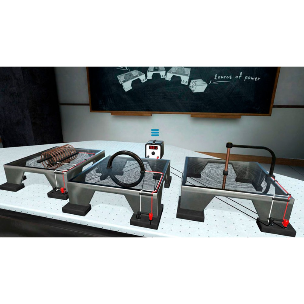 Віртуальна фізична лабораторія ROQED Physics Lab