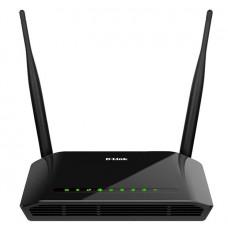Маршрутизатор (Підтримка WiFi 802.11n, 1 порт WAN, 4 порта LAN 1000Gb)